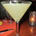 Cucomber Martini, Tropicale, Palm Springs, Ca
