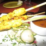 Chicken Satay, Tropicale, Palm Springs, CA