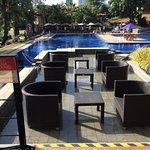 Aqua foot Lounge