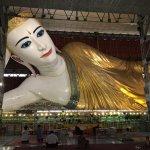 Chaukhtatgyi Buddha Foto