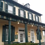 A lovingly maintained historic hotel in the Pennsylvania countyside.