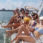 Luxury charters on Fate