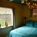bedroom at Alamo