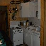 kitchen at Alamo