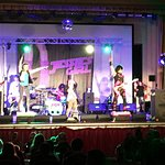 Awesome live events!! Back to the 80's, good time had by all!!
