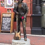 Phil Lynott - Thin Lizzy vocalist & co-founder