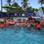Fun at the pool!