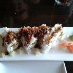 Chicken Crunch Sushi
