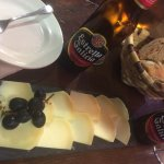 Very good, more than 12 different kind of cheeses!!! Marvellous restaurant and polite&happy wait