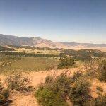 Somewhere near Mt. Shasta