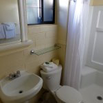 Bathroom in king room