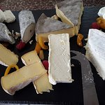 Buffet - cheeses