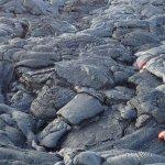panoramic pic of lava