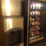 Hotel vending and ice machines
