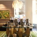 lobby AM coffee service