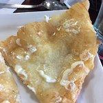 Fried Navajo Bread for dessert