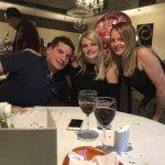 Rebecca 30th Birthday with Rachael (Sister) and Rebecca Boyfriend Sam