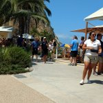 Descanso Beach Club Dining Foto