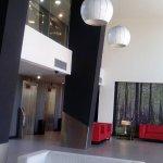 Hotel Vértice Roomspace, Madrid, España.