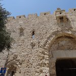 Photo of Zion Gate