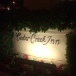 Photo of Cedar Creek Inn