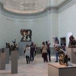 Salón dedicado a Rodin