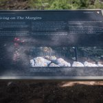 Information sign at Sunset Crater Volcano National Park