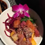Best Poke we've had since Hawaii.
