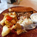 Lake Superior Herring w/ Camp Potatoes