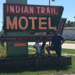 Photo de Indian Trail Motel
