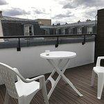 Room 52 terrace