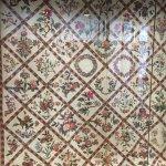 """A quilt but a """"dead"""" exhibit"""