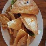 Fritter Sandwich