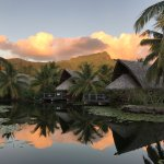 Photo de Maitai Lapita Village Huahine