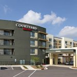 Foto de Courtyard Raleigh North/Triangle Town Center