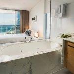 Ocean View from Bathroom