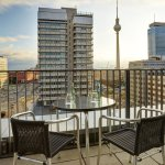 Foto de Holiday Inn Berlin Centre Alexanderplatz