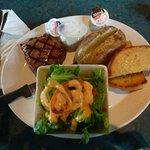 7 oz. Top Sirloin Steak - not so great