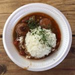 Chicken and Sausage Gumbo Half Order