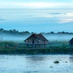 The stunning and ancient Sepik River, cruises available aboard Kalibobo Spirit throughout the ye