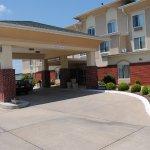 Foto de Holiday Inn Express Boonville
