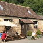 The Old Stables Coffee Shop Castle Combe
