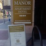 Foto di Manor Apartment Hotel