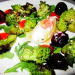 Romanesco Salad, Workshop Kitchen & Bar, Palm Springs, CA