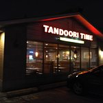 Tandoori Time at night