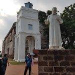 Saints Paul Church in Malacca