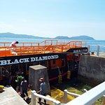 Photo of Hashima Island
