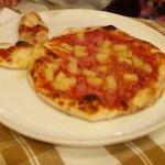 Childrens pizza