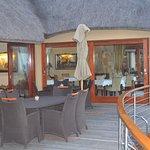 main lodge dining/bar area