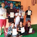 students completed intensive course